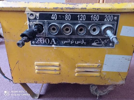 دستگاه جوش در گروه خرید و فروش صنعتی، اداری و تجاری در گلستان در شیپور-عکس2