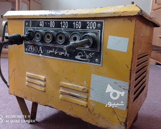 دستگاه جوش در گروه خرید و فروش صنعتی، اداری و تجاری در گلستان در شیپور-عکس1