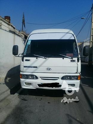 مینی بوس هیوندا کروز مدل 87 در گروه خرید و فروش وسایل نقلیه در تهران در شیپور-عکس6
