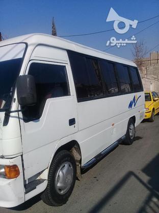 مینی بوس هیوندا کروز مدل 87 در گروه خرید و فروش وسایل نقلیه در تهران در شیپور-عکس8