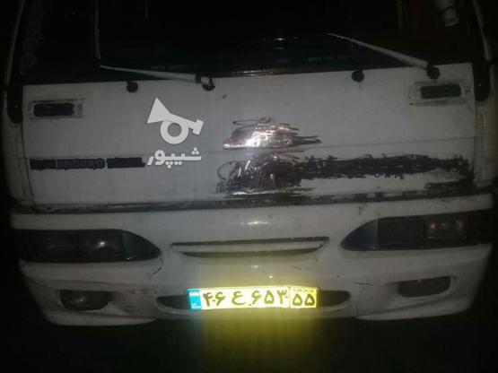 مینی بوس هیوندا کروز مدل 87 در گروه خرید و فروش وسایل نقلیه در تهران در شیپور-عکس4