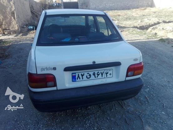 پراید،84دوگانه ال پی.جی.فقط معاوضه در گروه خرید و فروش وسایل نقلیه در تهران در شیپور-عکس2