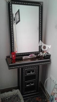 آینه ومیزکشودار در گروه خرید و فروش لوازم خانگی در تهران در شیپور-عکس1