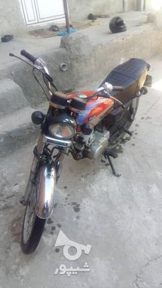 موتور سیکلت در گروه خرید و فروش وسایل نقلیه در آذربایجان شرقی در شیپور-عکس1