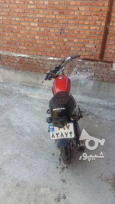 موتور سیکلت در گروه خرید و فروش وسایل نقلیه در آذربایجان شرقی در شیپور-عکس2