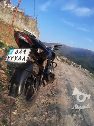 موتورپالس 135باجاج در گروه خرید و فروش وسایل نقلیه در مازندران در شیپور-عکس2