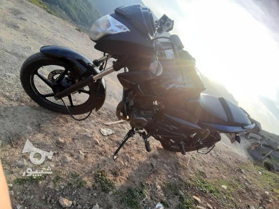 موتورپالس 135باجاج در گروه خرید و فروش وسایل نقلیه در مازندران در شیپور-عکس5