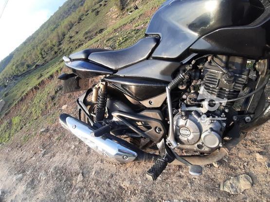 موتورپالس 135باجاج در گروه خرید و فروش وسایل نقلیه در مازندران در شیپور-عکس3