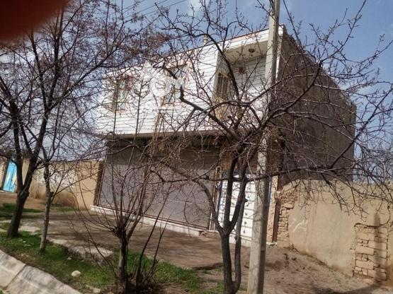 ملک شخصی در دو طبقه بهر خ اصلی موقعیت عالی مجوز ساخت و در گروه خرید و فروش املاک در قزوین در شیپور-عکس1