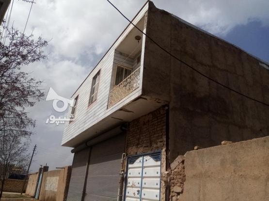 ملک شخصی در دو طبقه بهر خ اصلی موقعیت عالی مجوز ساخت و در گروه خرید و فروش املاک در قزوین در شیپور-عکس3
