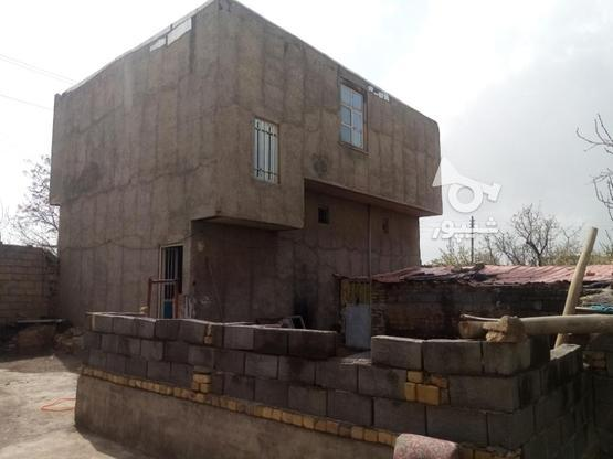 ملک شخصی در دو طبقه بهر خ اصلی موقعیت عالی مجوز ساخت و در گروه خرید و فروش املاک در قزوین در شیپور-عکس2