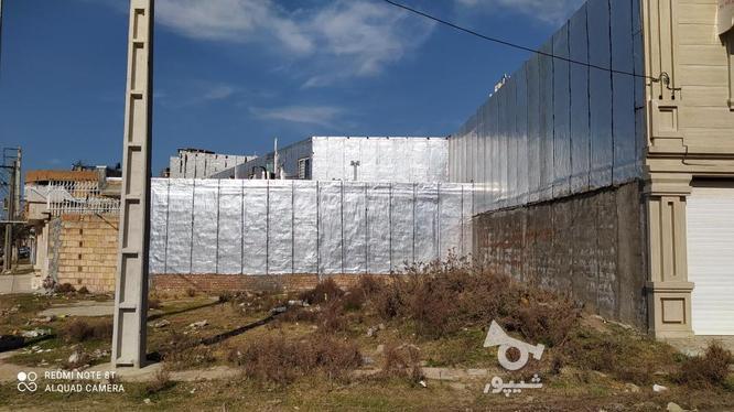 فروش زمین مسکونی دو نبش در گروه خرید و فروش املاک در گلستان در شیپور-عکس2