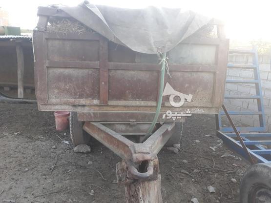 تریلی تراکتور در گروه خرید و فروش وسایل نقلیه در مازندران در شیپور-عکس2