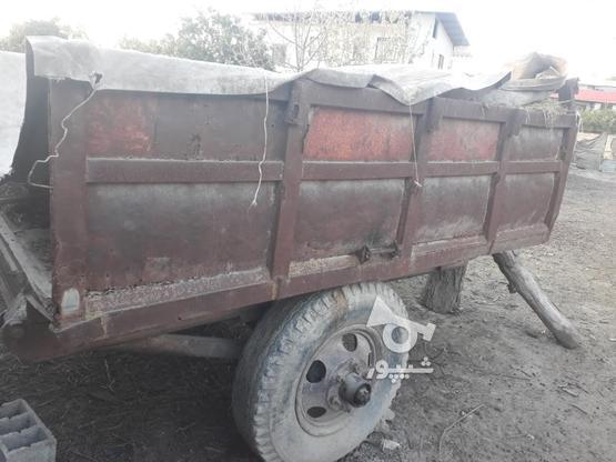 تریلی تراکتور در گروه خرید و فروش وسایل نقلیه در مازندران در شیپور-عکس1