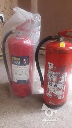 کپسول آتش نشانی 6 کیلویی در گروه خرید و فروش صنعتی، اداری و تجاری در فارس در شیپور-عکس1
