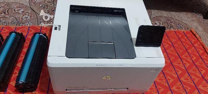 پرینتر رنگی اچ پی مدل HP LaserJet 252 DW Laser Printer در گروه خرید و فروش لوازم الکترونیکی در گیلان در شیپور-عکس1