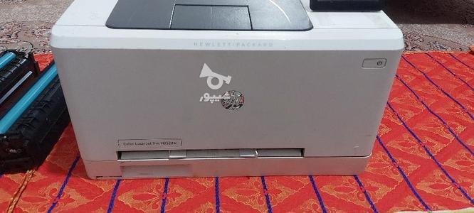 پرینتر رنگی اچ پی مدل HP LaserJet 252 DW Laser Printer در گروه خرید و فروش لوازم الکترونیکی در گیلان در شیپور-عکس3