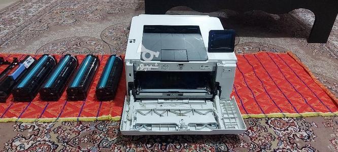 پرینتر رنگی اچ پی مدل HP LaserJet 252 DW Laser Printer در گروه خرید و فروش لوازم الکترونیکی در گیلان در شیپور-عکس5