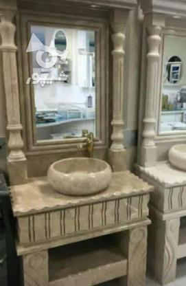 تولید و فروش انواع روشویی سنگی(کلی-جزئی) در گروه خرید و فروش خدمات و کسب و کار در اصفهان در شیپور-عکس1