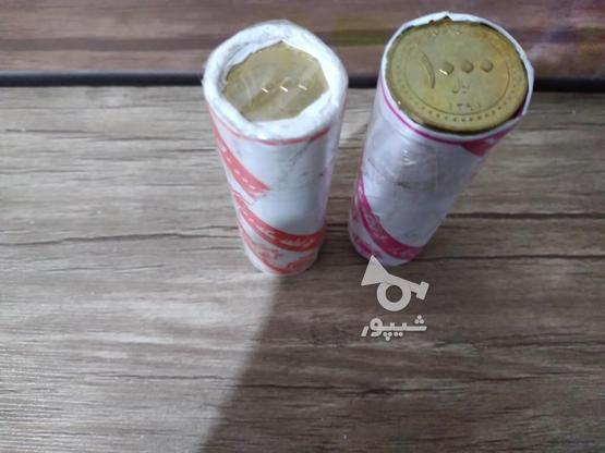 رول سکه 1000 ریالی  در گروه خرید و فروش ورزش فرهنگ فراغت در خراسان رضوی در شیپور-عکس1