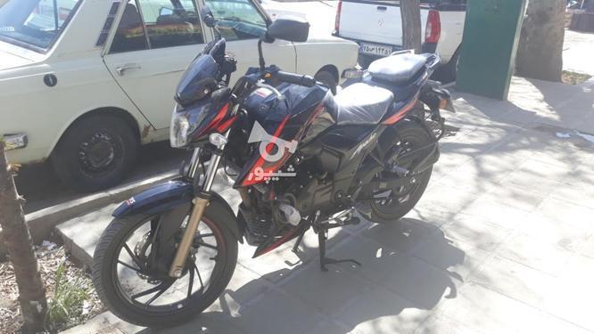 آپاچی 200نیو فیس در گروه خرید و فروش وسایل نقلیه در کردستان در شیپور-عکس3