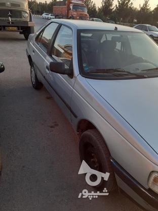 405رنگ آبی نقره ای در گروه خرید و فروش وسایل نقلیه در اصفهان در شیپور-عکس1