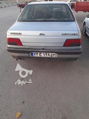 405رنگ آبی نقره ای در گروه خرید و فروش وسایل نقلیه در اصفهان در شیپور-عکس2