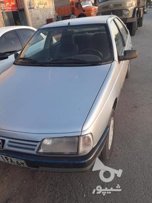 405رنگ آبی نقره ای در گروه خرید و فروش وسایل نقلیه در اصفهان در شیپور-عکس4
