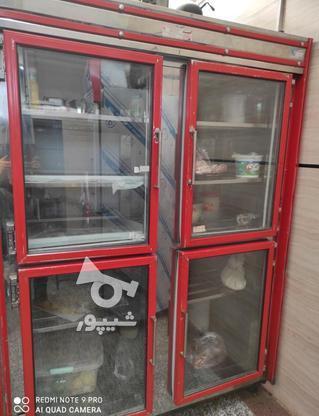 فروش یخچال های رستوران و کافه ای.ایستاده.ویترینی و متحرک. در گروه خرید و فروش صنعتی، اداری و تجاری در اصفهان در شیپور-عکس3