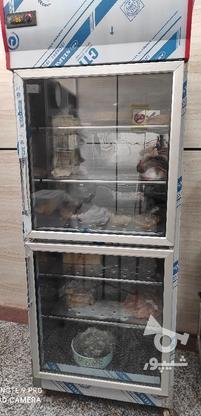 فروش یخچال های رستوران و کافه ای.ایستاده.ویترینی و متحرک. در گروه خرید و فروش صنعتی، اداری و تجاری در اصفهان در شیپور-عکس4