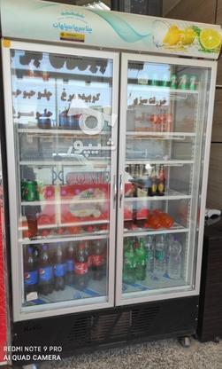 فروش یخچال های رستوران و کافه ای.ایستاده.ویترینی و متحرک. در گروه خرید و فروش صنعتی، اداری و تجاری در اصفهان در شیپور-عکس2