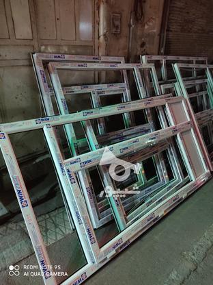 تولید کننده انواع پنجره آلومینیومی وupvc و توری در گروه خرید و فروش خدمات و کسب و کار در تهران در شیپور-عکس1