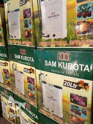 سمپاش دوکاره سامکوبوتا با مخزن 3 لایه در گروه خرید و فروش صنعتی، اداری و تجاری در مازندران در شیپور-عکس3