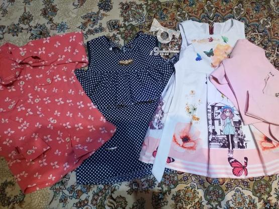 لباس دخترانه در گروه خرید و فروش لوازم شخصی در اصفهان در شیپور-عکس1