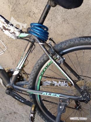 دوچرخه نو کار کرده 27.5 الکس در گروه خرید و فروش ورزش فرهنگ فراغت در مرکزی در شیپور-عکس4