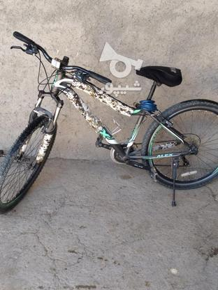 دوچرخه نو کار کرده 27.5 الکس در گروه خرید و فروش ورزش فرهنگ فراغت در مرکزی در شیپور-عکس3
