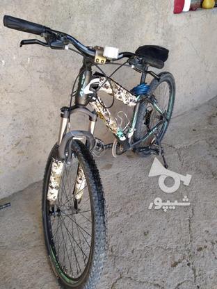 دوچرخه نو کار کرده 27.5 الکس در گروه خرید و فروش ورزش فرهنگ فراغت در مرکزی در شیپور-عکس1