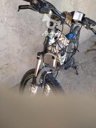 دوچرخه نو کار کرده 27.5 الکس در گروه خرید و فروش ورزش فرهنگ فراغت در مرکزی در شیپور-عکس2