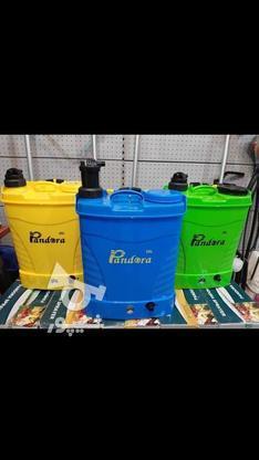 سمپاش 20 لیتری دو کاره پاندورا در گروه خرید و فروش صنعتی، اداری و تجاری در مازندران در شیپور-عکس1