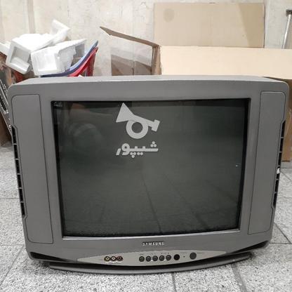 تلویزیون 21 اینچ سامسونگ (تهران) در گروه خرید و فروش لوازم الکترونیکی در تهران در شیپور-عکس1
