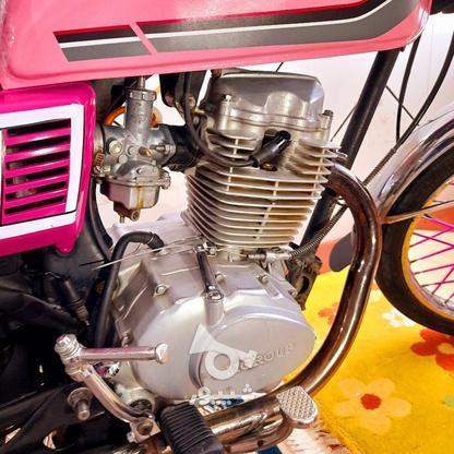 موتور در حد صفر مدارک کامل بابیمه وکارت سوخت در گروه خرید و فروش وسایل نقلیه در کرمان در شیپور-عکس4