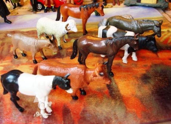فیگور حیوانات (گاو , اسب, بز, گوسفند) در گروه خرید و فروش ورزش فرهنگ فراغت در تهران در شیپور-عکس1