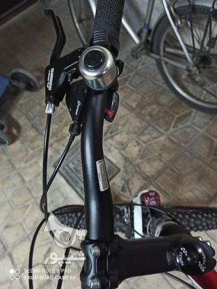 دوچرخه ویوا بلیز نو یک ماه خریداری شده در گروه خرید و فروش ورزش فرهنگ فراغت در مرکزی در شیپور-عکس8