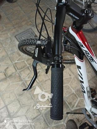 دوچرخه ویوا بلیز نو یک ماه خریداری شده در گروه خرید و فروش ورزش فرهنگ فراغت در مرکزی در شیپور-عکس6