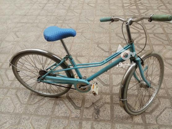 دوچرخه 24 و 20 فوقالعاده تمیز ژاپنی و ویوا در گروه خرید و فروش ورزش فرهنگ فراغت در خراسان رضوی در شیپور-عکس2