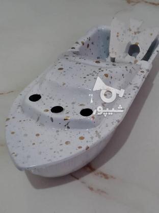 قایق بخار شمعی  در گروه خرید و فروش ورزش فرهنگ فراغت در خراسان رضوی در شیپور-عکس2