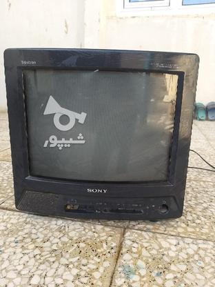 تلوزیون 14 اینچ سونی  در گروه خرید و فروش لوازم الکترونیکی در همدان در شیپور-عکس1