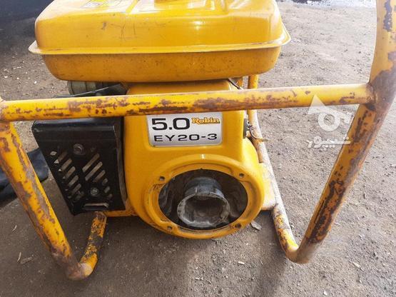 متور برق روبین ژاپنی  پلمپ بنزینی در گروه خرید و فروش وسایل نقلیه در کردستان در شیپور-عکس3