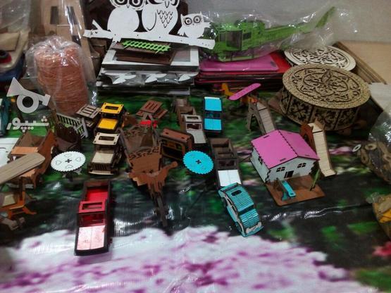 کارهای تزیینی چوبی لیزری در گروه خرید و فروش ورزش فرهنگ فراغت در تهران در شیپور-عکس6