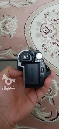 دوربین فیلم برداری،سالم بدون ضربه در گروه خرید و فروش لوازم الکترونیکی در مرکزی در شیپور-عکس3